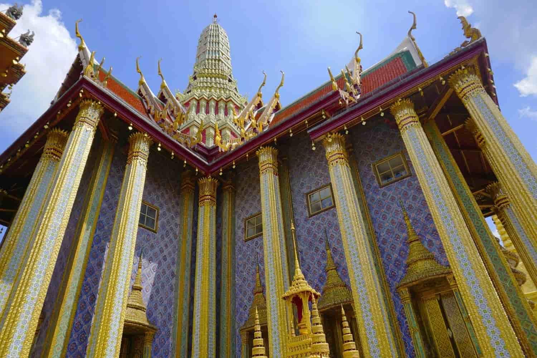 Conoce los 5 templos más importantes de Bangkok