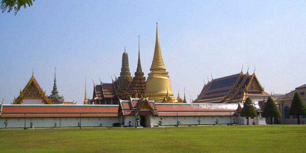 Los templos más importantes de Bangkok - Wat Phra Kaew