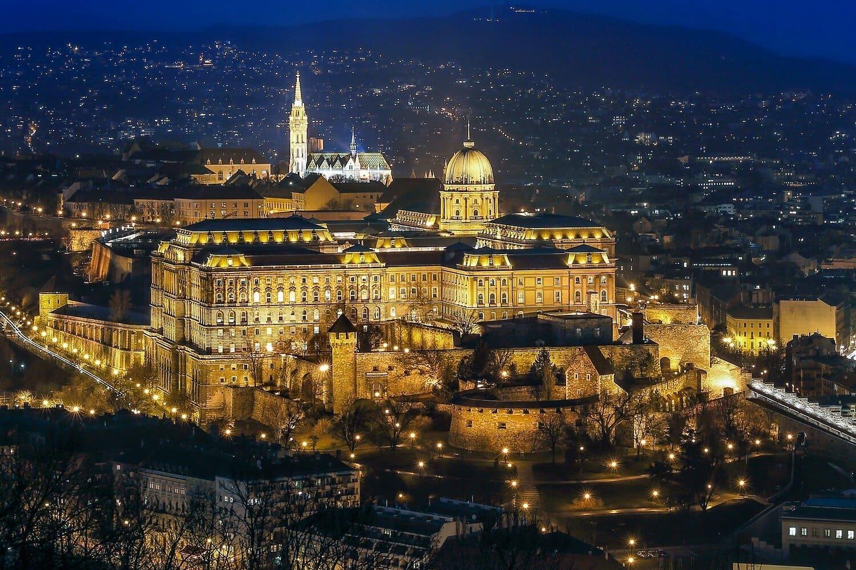 Tiempo, clima y temperatura en Budapest en abril