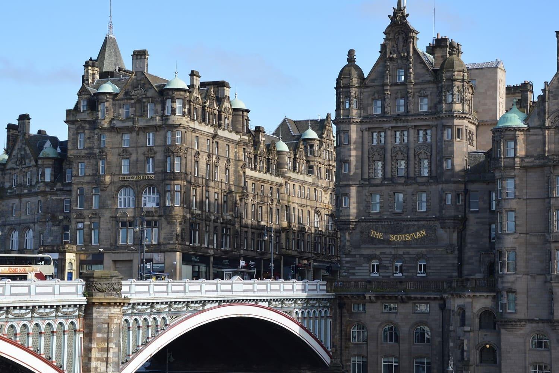Tiempo, clima y temperatura en Edimburgo en junio