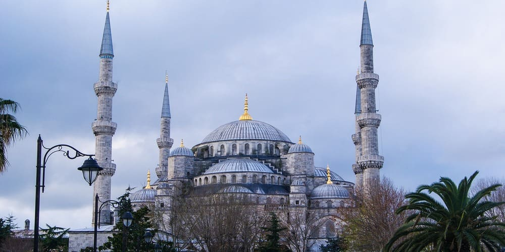 Tiempo, clima y temperatura en Estambul en abril