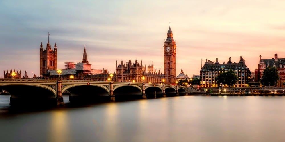 Tiempo, clima y temperatura en Londres en Abril
