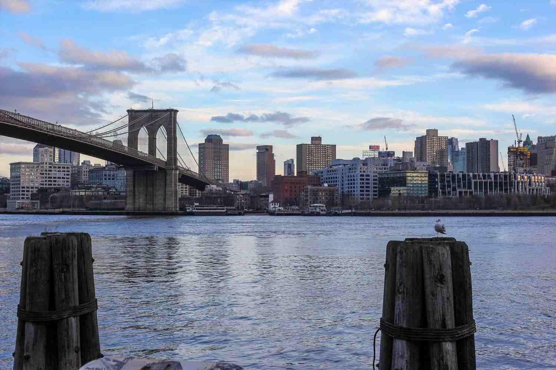 Tiempo, clima y temperatura en Nueva York en mayo