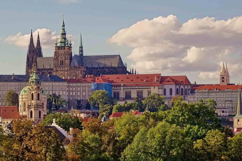 Tiempo, clima y temperatura en Praga en Junio