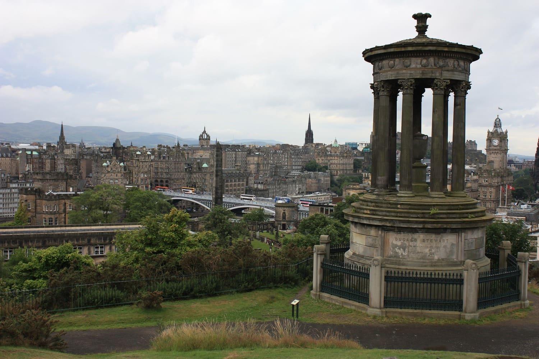 Calton Hill: La colina más famosa de Edimburgo