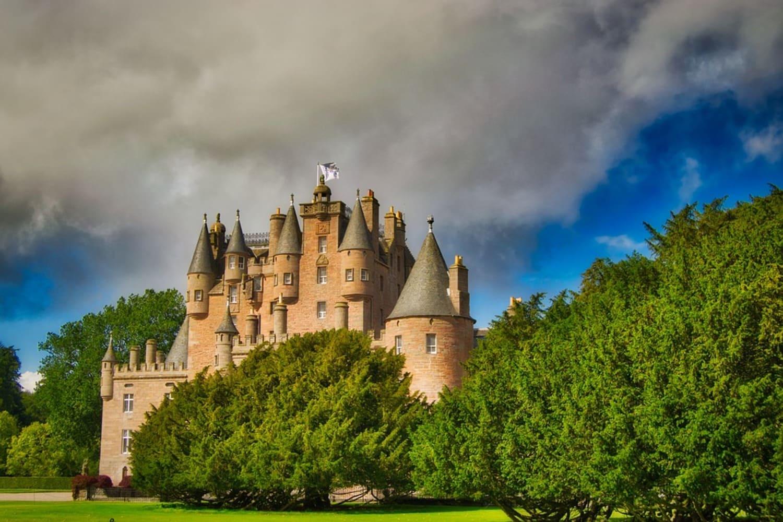 Castillo de Glamis, el castillo encantado más famoso de Escocia