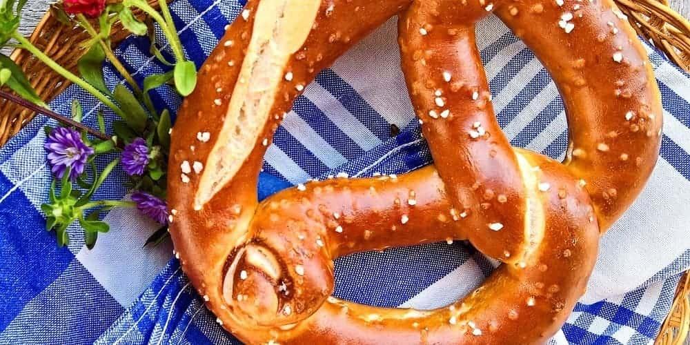 El pretzel, manjar típico de Nueva York