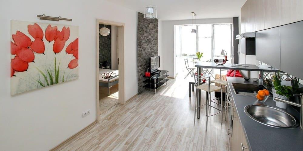 Apartamento donde alojarse en Edimburgo