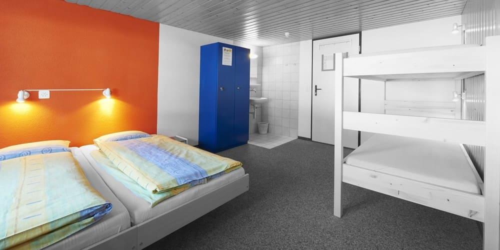 Alojamiento barato con hostels
