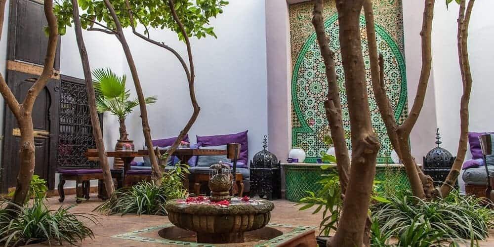 Alojamiento en la Ciudad Roja de Marruecos barato