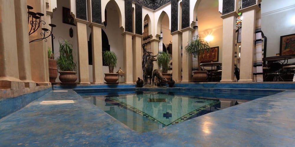 Hoteles de lujo en Marrakech