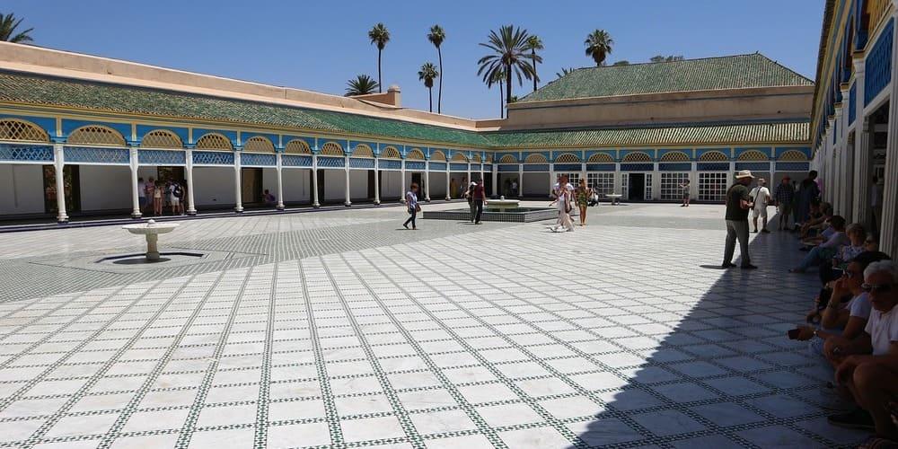 Dónde alojarse en Marrakech - en la zona de La Kasbah