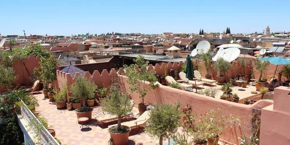 Alojarse en un Riad en Marrakech para una experiencia única