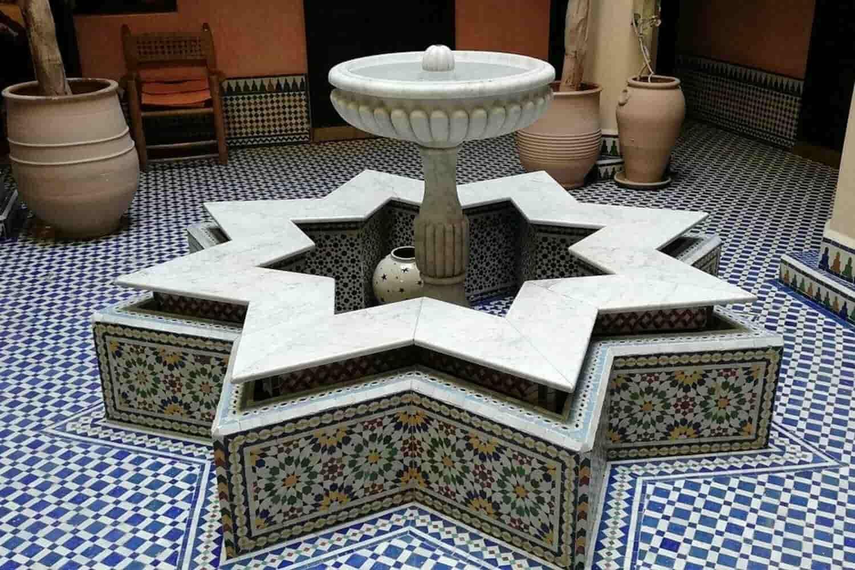 Dónde alojarse en Marrakech: Hoteles y Riads