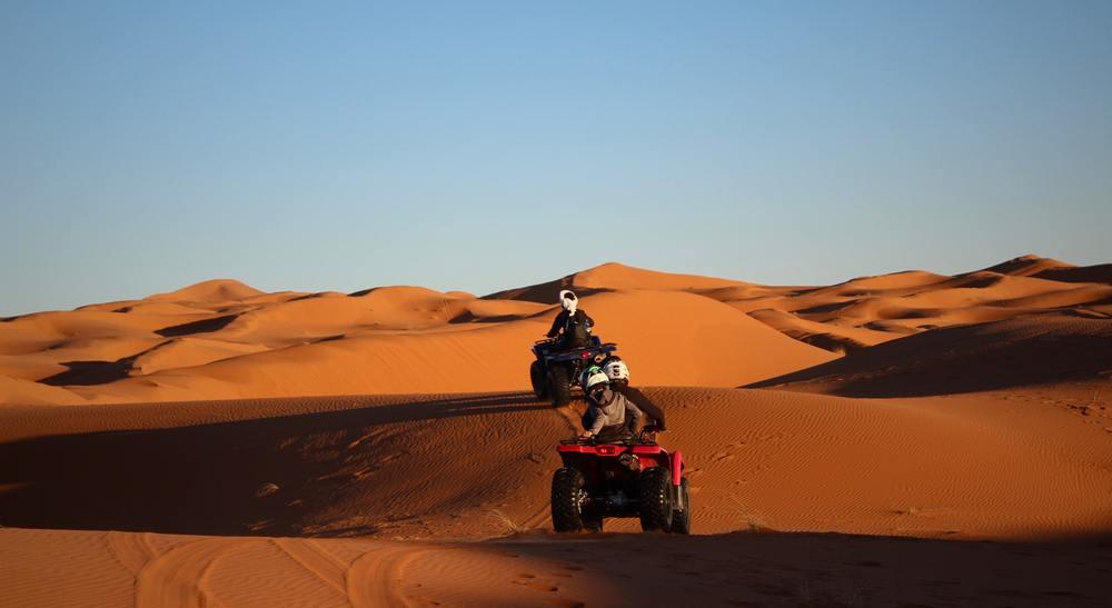 Ruta por el desierto de Marrakech