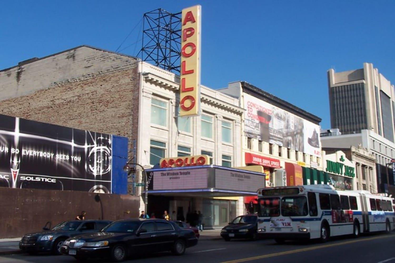 Uno de los teatros más famosos de Nueva York