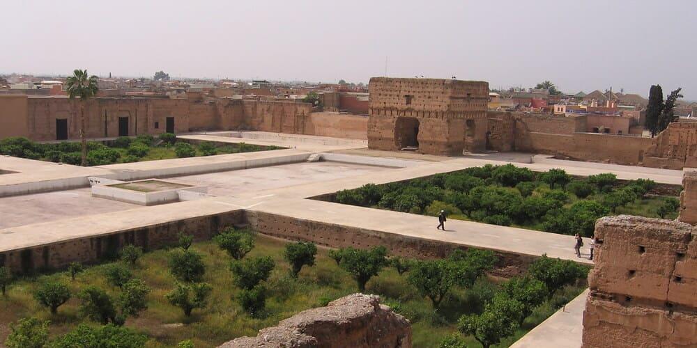 El Palacio de Badí para visitar en tu viaje a Marrakech en 3 días