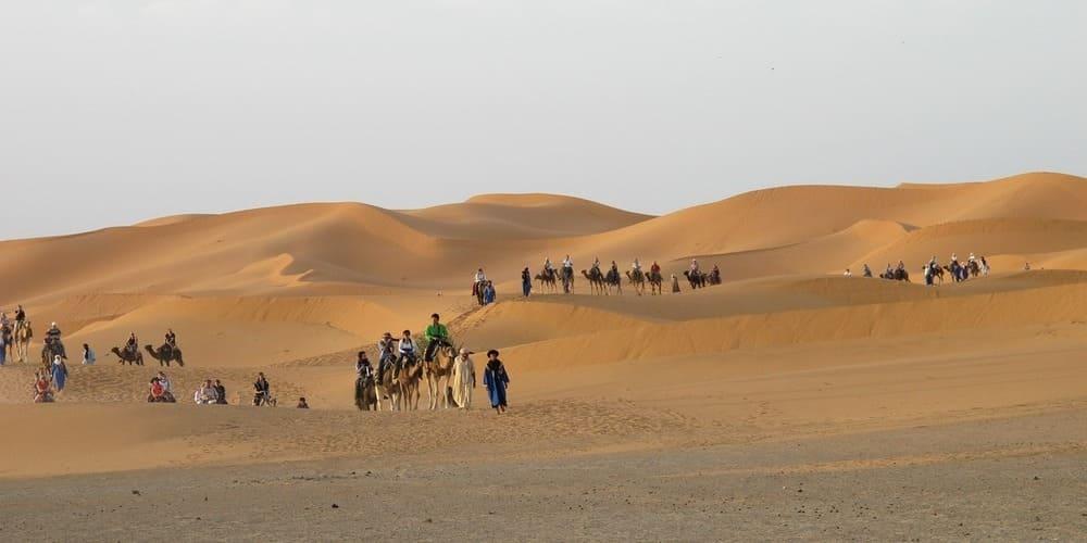 Excursón al desierto desde Marrakech en tu viaje de 4 días