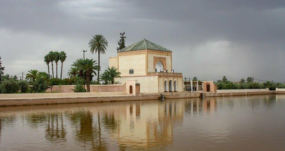 Escapada de 4 días a Marrakech - visitar los jardines de Menara