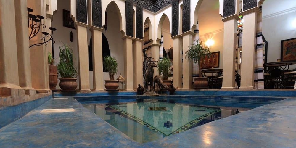 Hoteles de Marrakech en navidad
