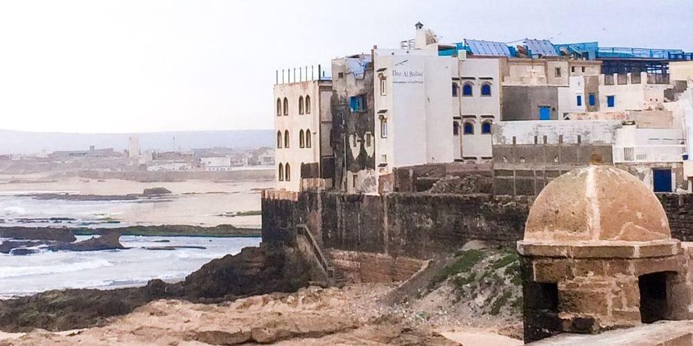 Excursión al pueblo de Essaouira desde Marrakech.