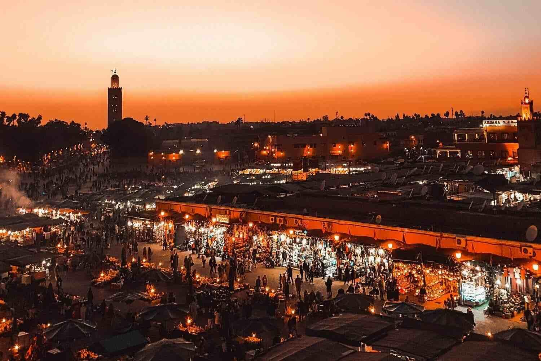El Mercado de Marrakech – Qué ver, Consejos e Información