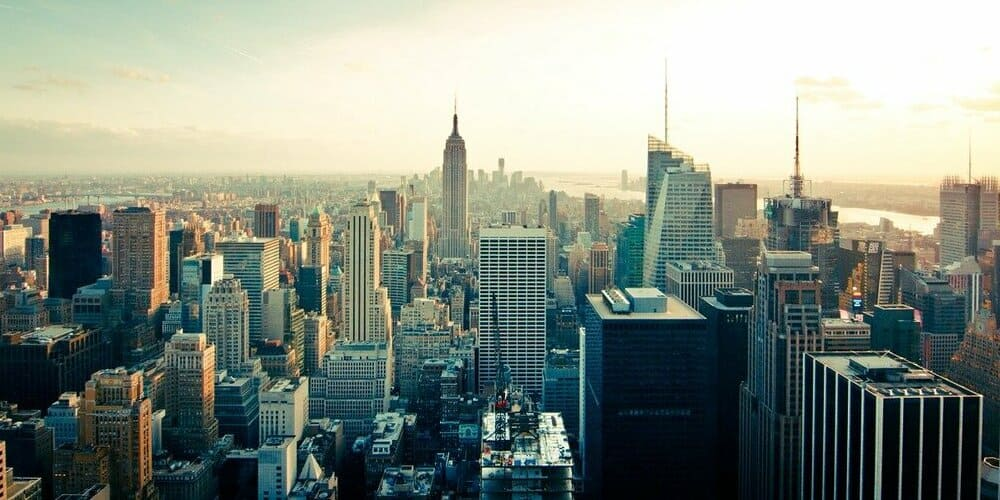 Itinerario por la ciudad de Nueva York en 4 dúas