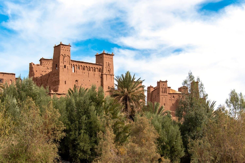 Ait Ben Haddou es una de los sitios que ver en Ouarzazate