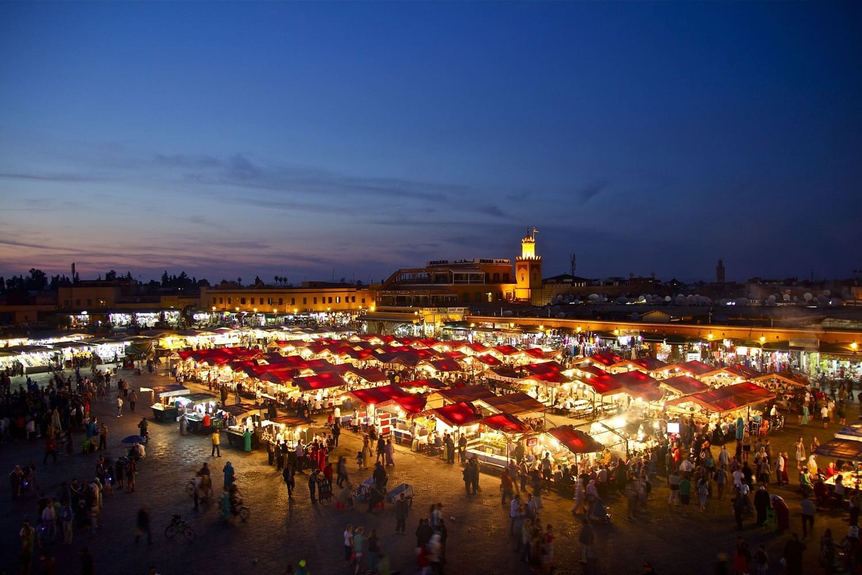 Qué comprar en Marrakech: productos típicos y zocos