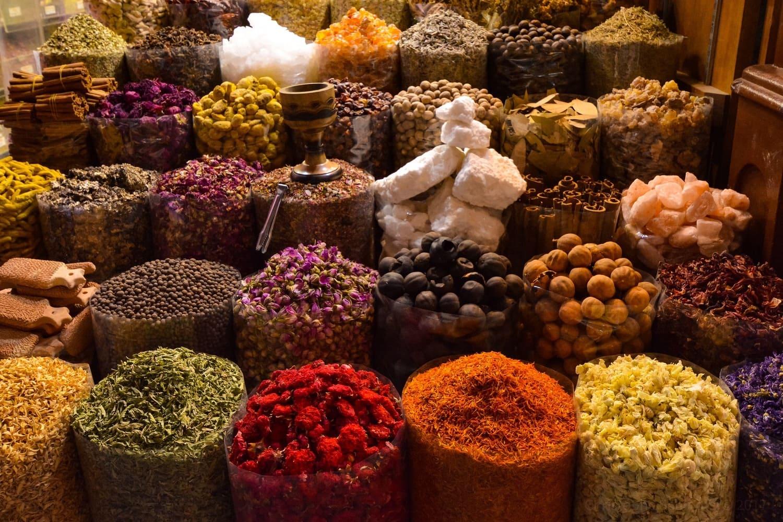 Una de las cosas que ver en Marrakech en 2 días es el mercado de las especias