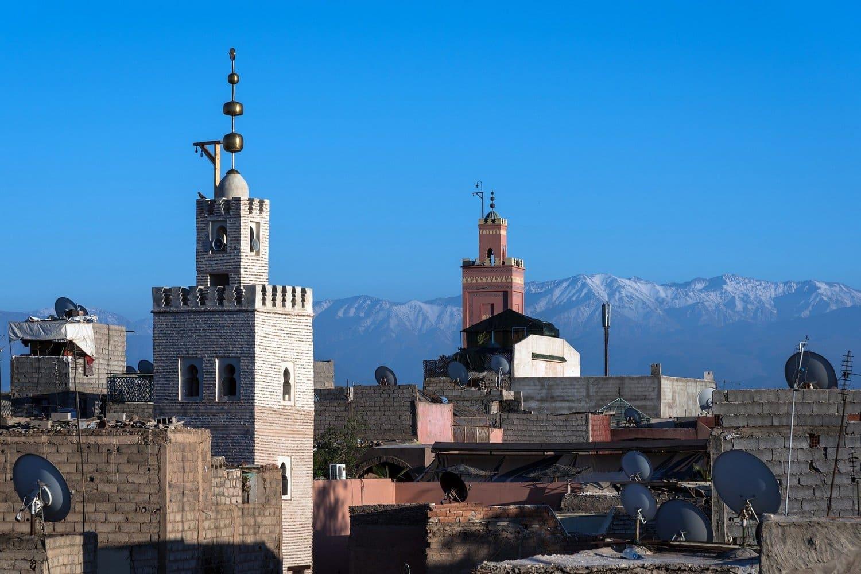 Qué ver en Marrakech en 2 dias, la visita a la mezquita