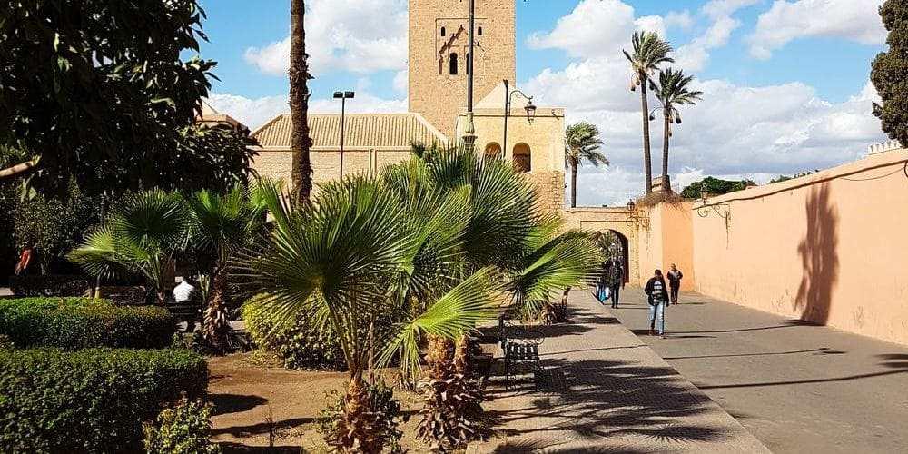 Conoce cómo es en Marrakech la seguridad