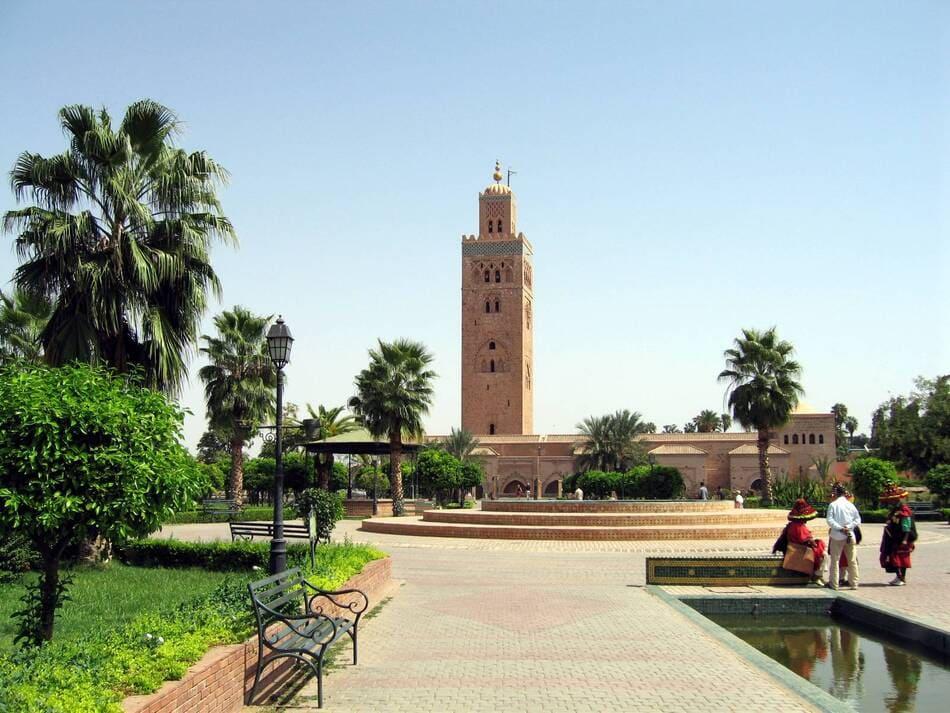 Torre de Marrakech