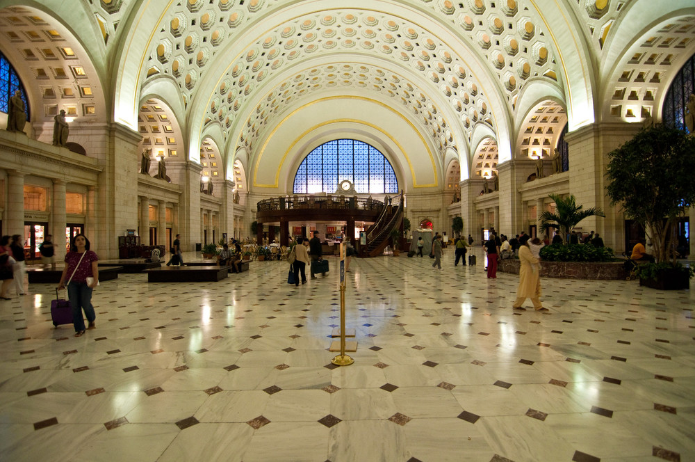 Estación de tren de Washington