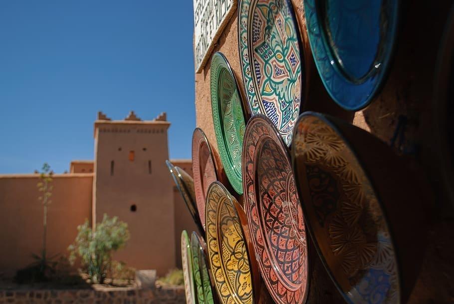 Artesanías típicas de Marruecos