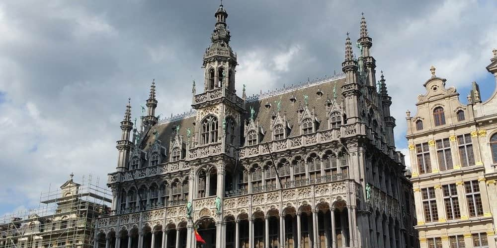 La Grand Place es uno de los monumentos de Bruselas más visitados