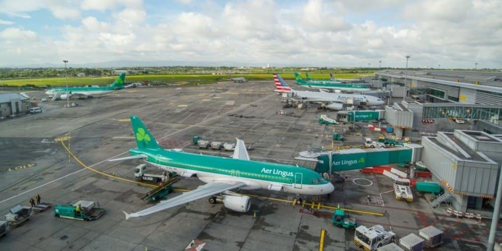 Terminales del aeropuerto de Dublín y cómo ir al centro de la ciudad