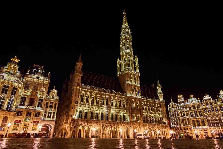 El Ayuntamiento de Bruselas: Todo sobre su visita
