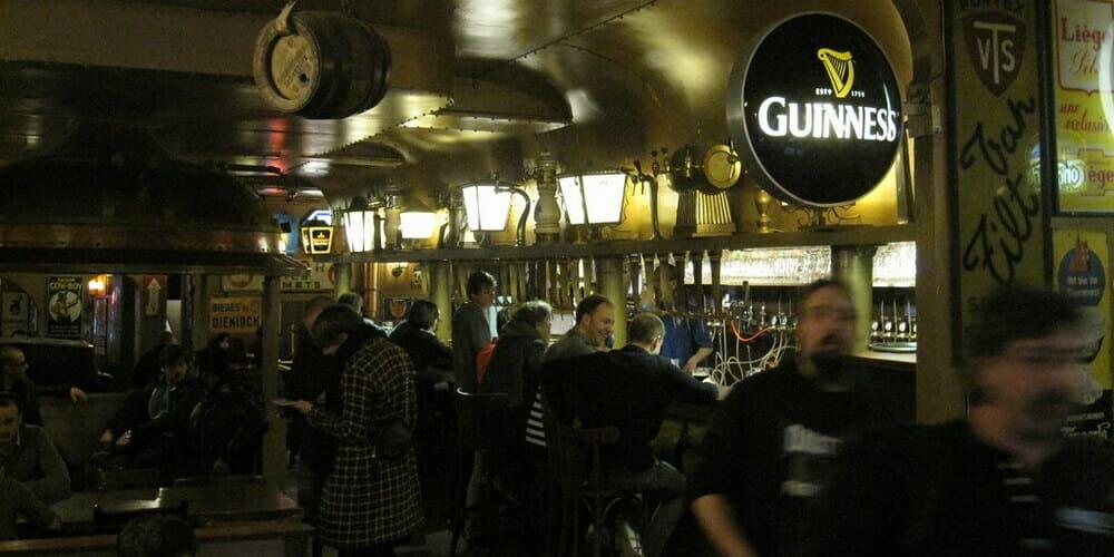Delirium Café, el bar de las 2000 cervezas