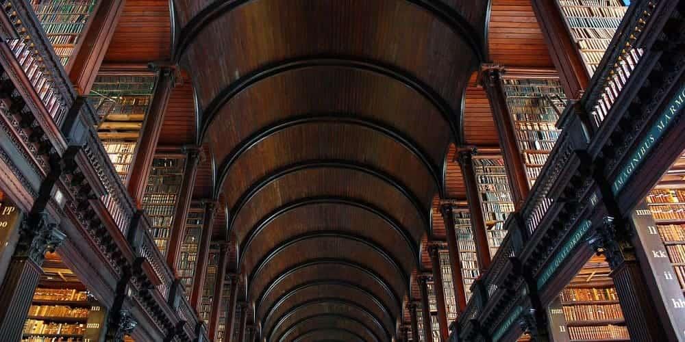 La biblioteca más famosa de Irlanda: información e historia