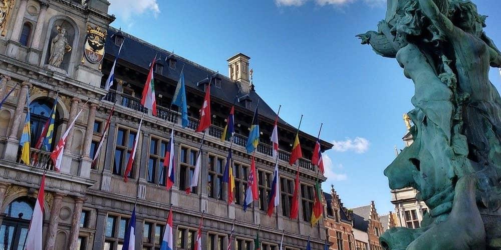Amberes es la segunda ciudad más grande de Bélgica