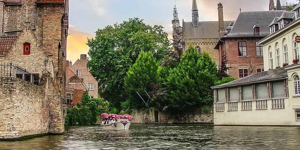Canales de la Venecia del Norte