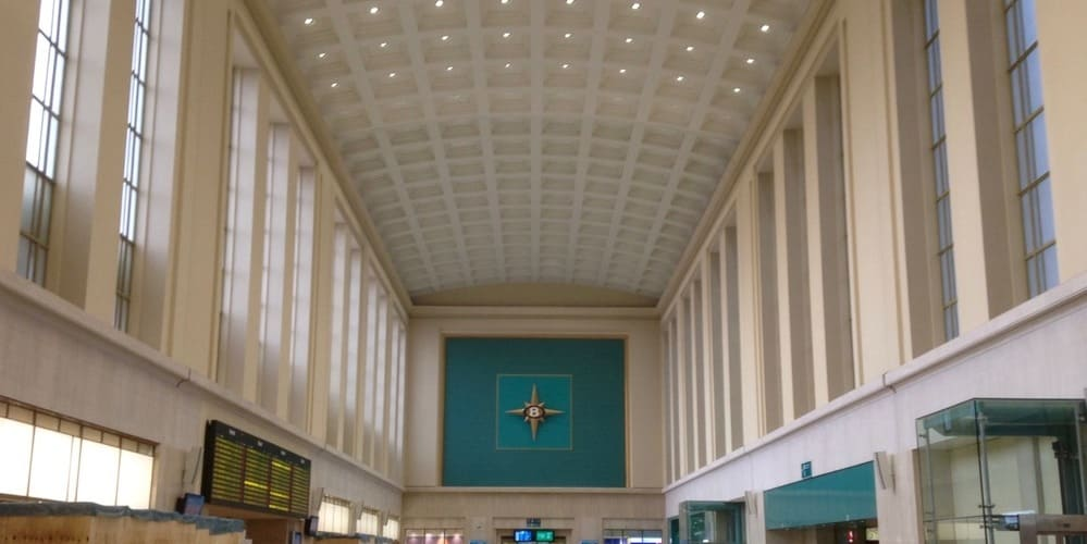 Información sobre la estación de tren Bruselas norte