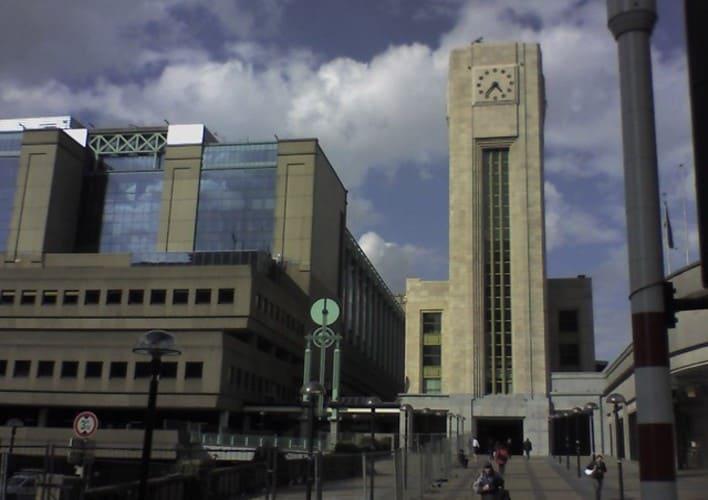 Cómo ir de la Gare du Nord de Bruselas al aeropuerto de Charleroi