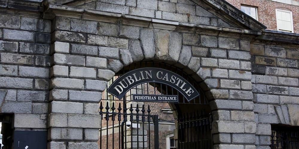 Precio del Castillo de Dublín en Irlanda