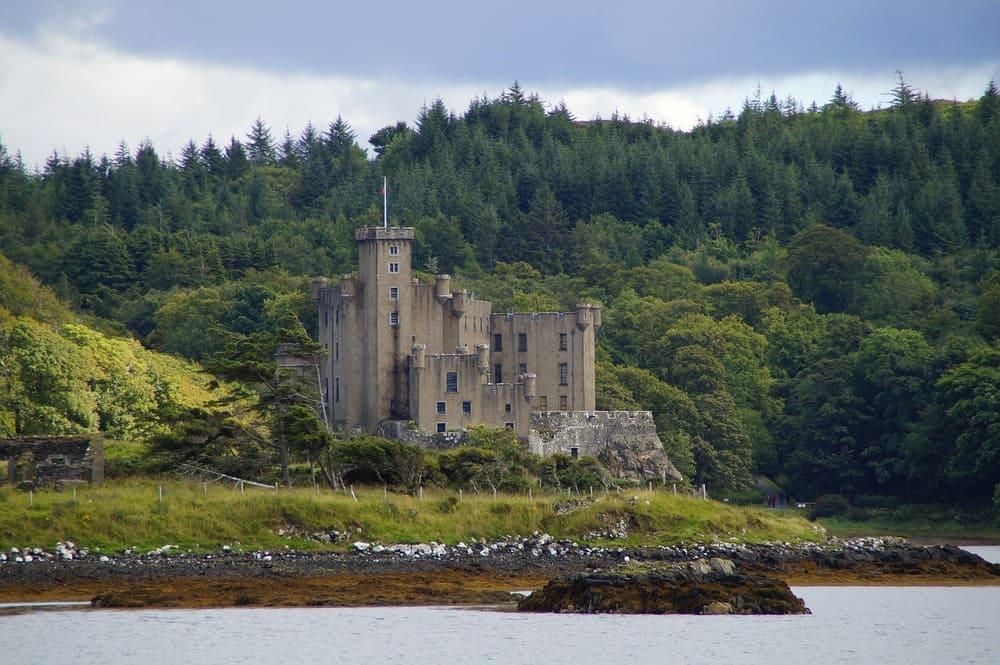 Una de las paradas imprescindibles en isla de skye, el castillo de Dunvegan