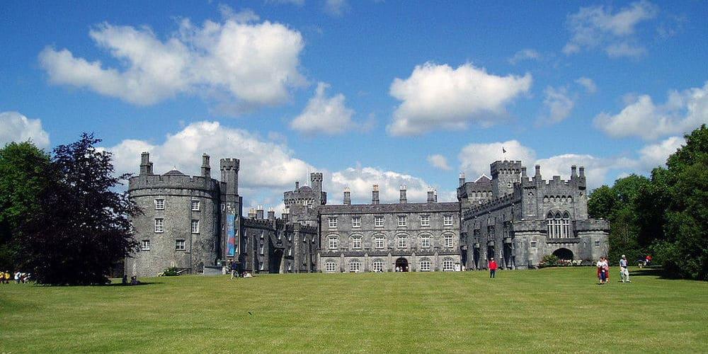 Historia del castillo de Kilkenny de Irlanda