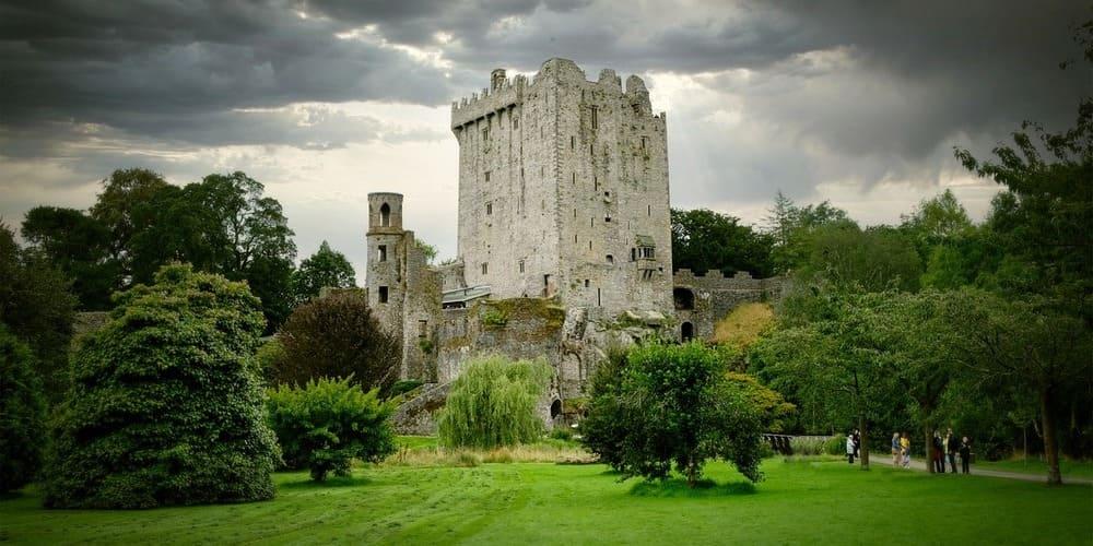 El castillo de Blarney, uno de los castillos de Irlanda más importantes