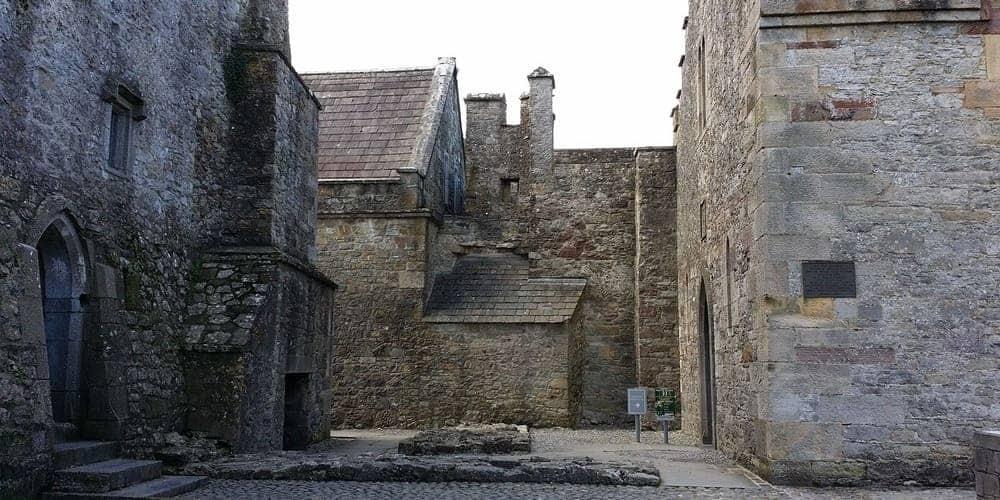 Castillo de Cahir, una fortaleza de Irlanda con mucha historia