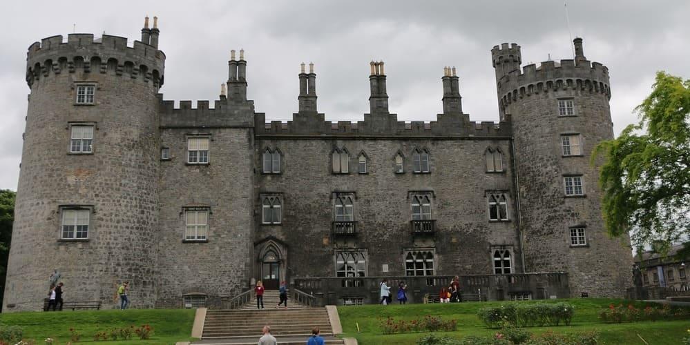 Castillos de Irlanda más bonitos: Castillo de Kilkenny